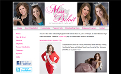 Miss Beloit Website